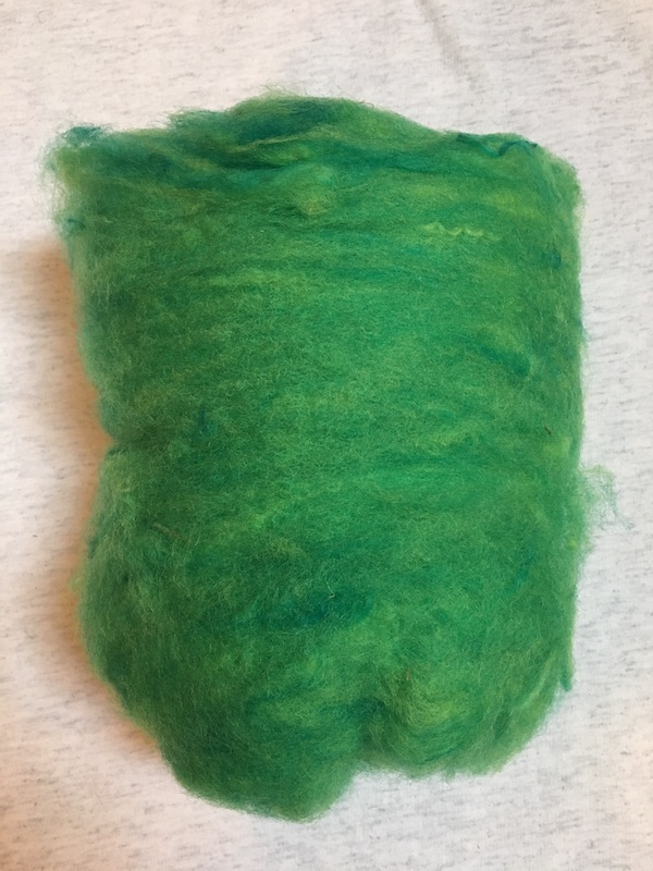 Green batt